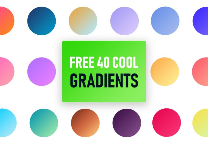 40 Free Cool Gradients