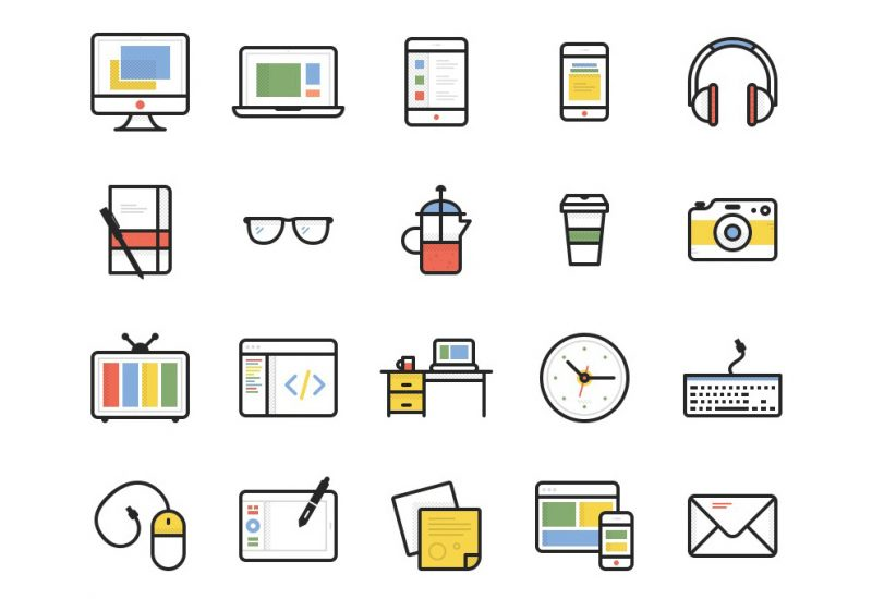 45-free-color-icons