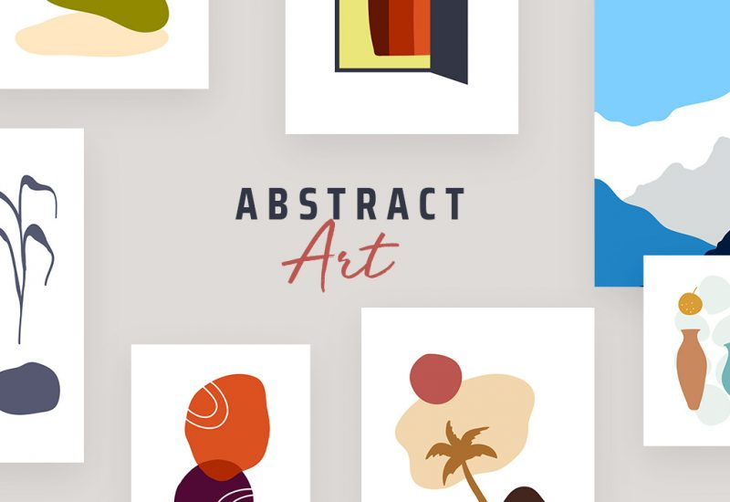 Abstract Art Collection