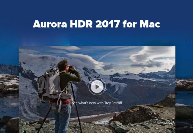 Aurora HDR Photo Editor