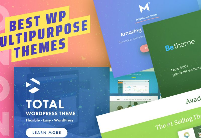 Best WP Multipurpose Themes