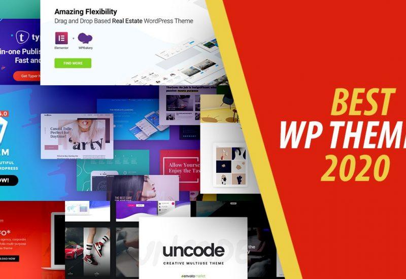 Best Wordpress Themes 2020