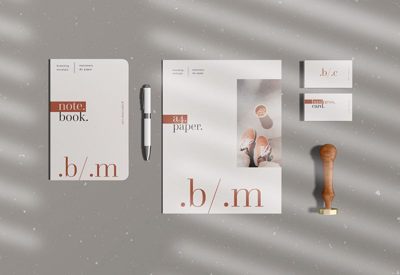 Branding Mockup Templates