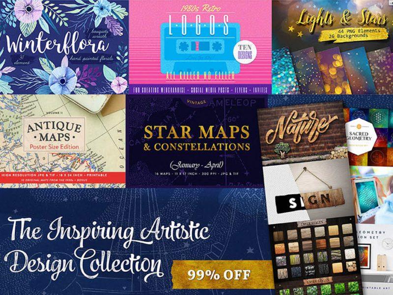 Buy Artistic Design Bundle