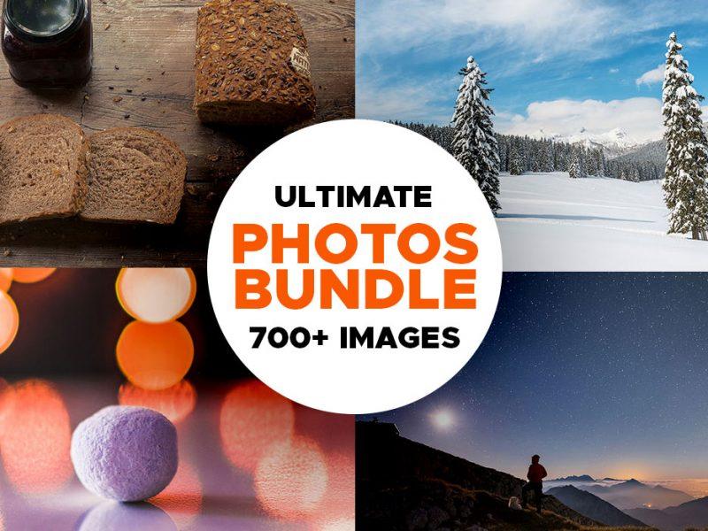 Ultimate Photos & Textures Bundle