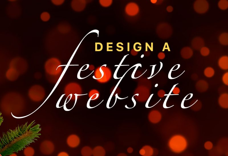 Design-Festive-Website