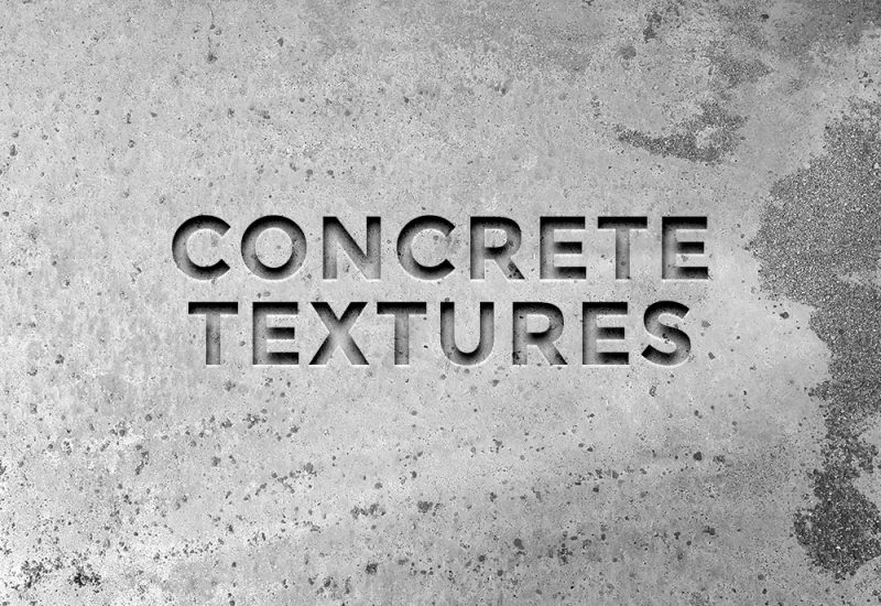 Free Concrete Textures Pack