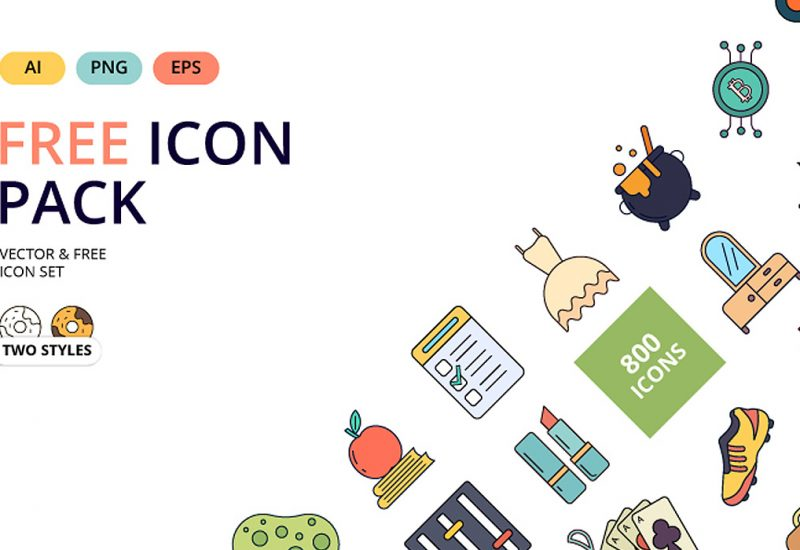Free Icon Packs