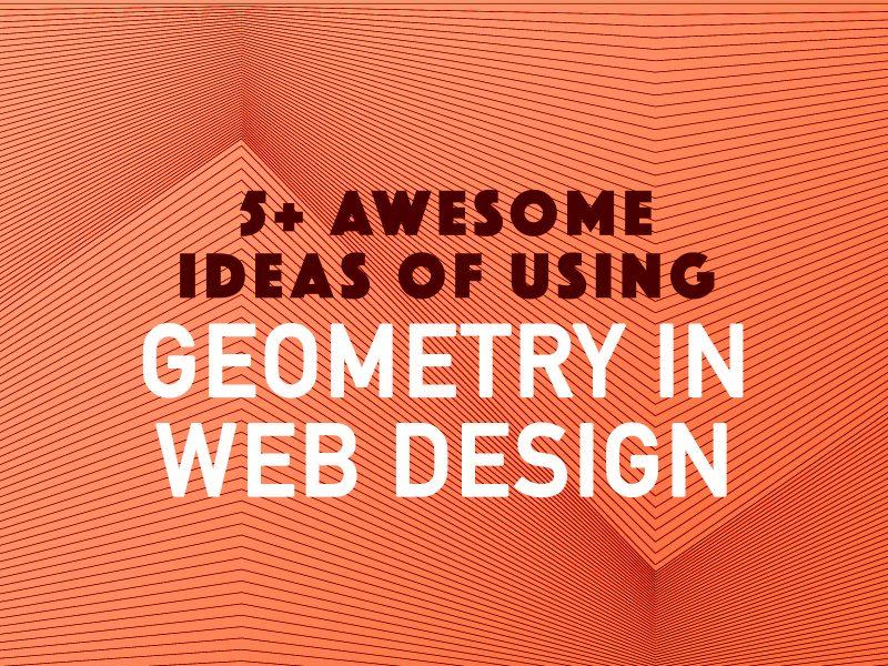 Geometry-Webdesign