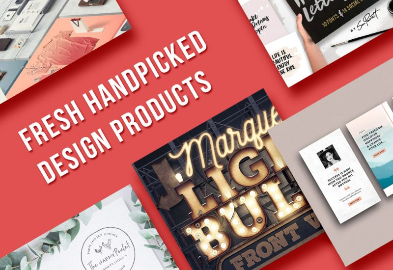Fresh Handpicked Design Products