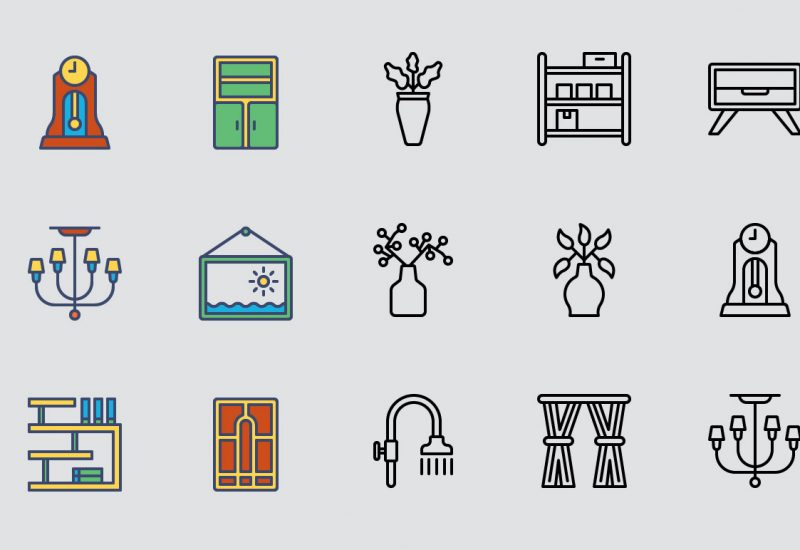 Home-Decor-Icons