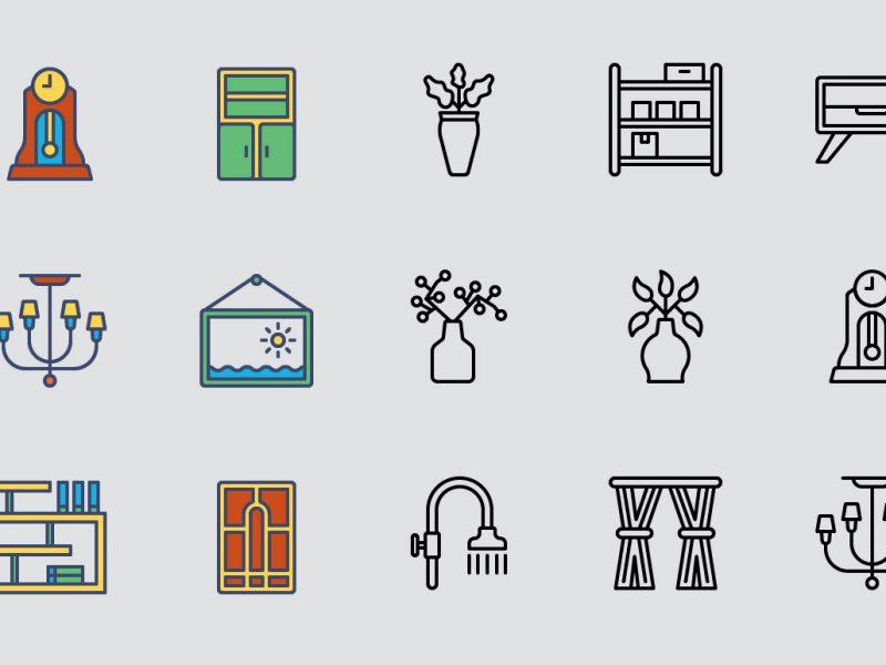 Home-Decor-Icons