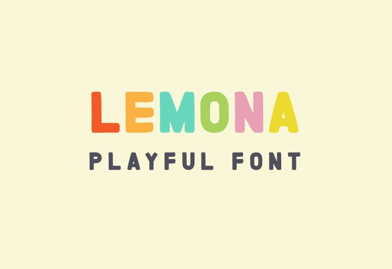 Lemona-Font