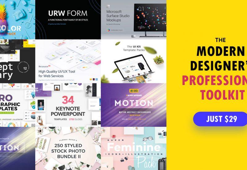 Modern-Designer-Professional-Bundle