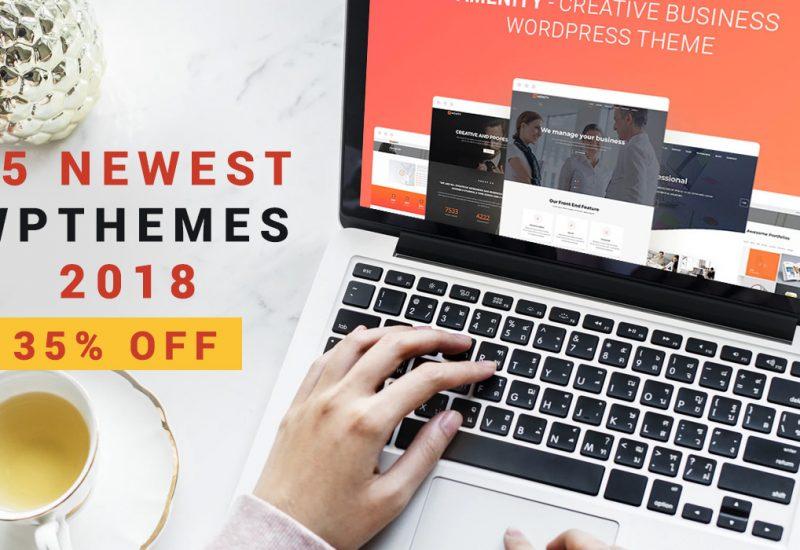 15 Newest Wordpress Themes