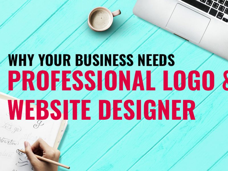 Hire Professional Logo & Web Designer