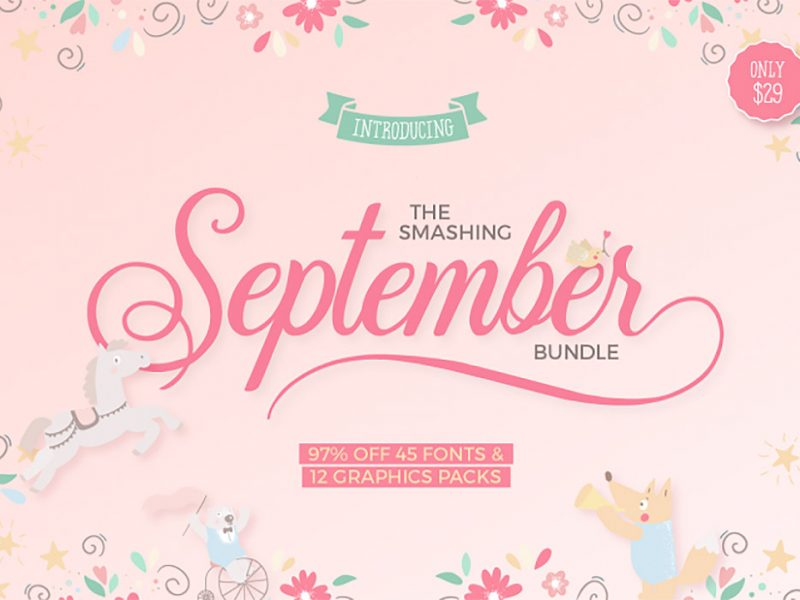 September Design Bundle