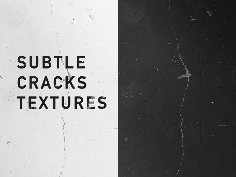 Subtle-Crack-Textures