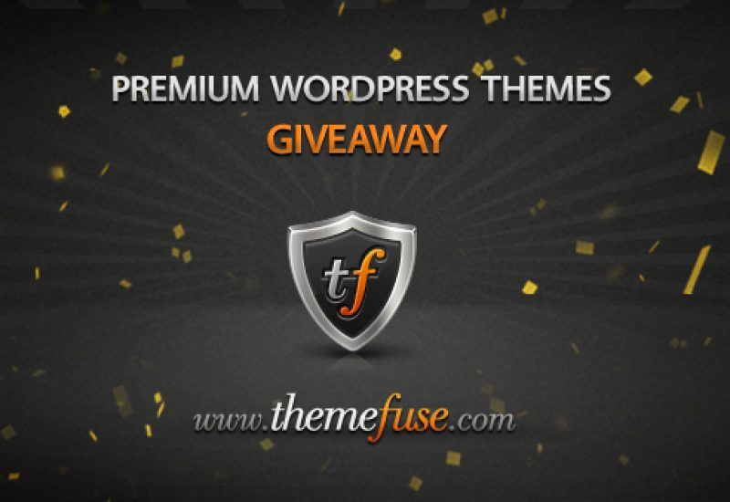 Themefuse Giveaway (wide)