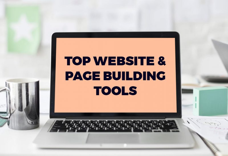 Top Website & Page Building Tools