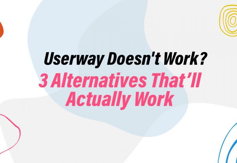 Userway Web Accessibility Alternatives