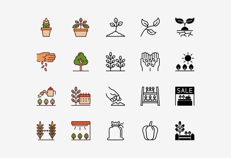 Vector-Plant-Icons-Pack