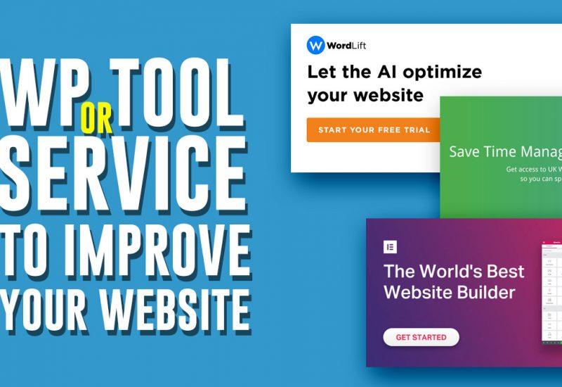 Wordpress Tools & Services