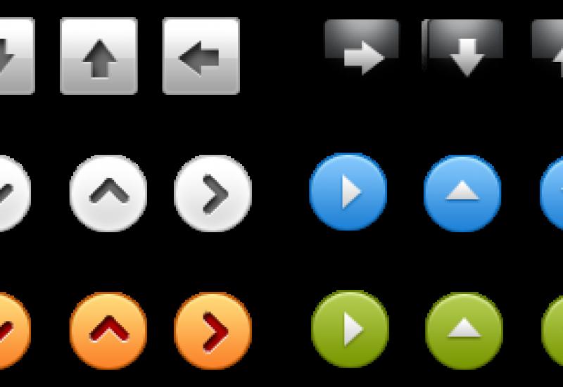 arrow-buttons