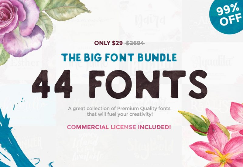 big-font-bundle-february