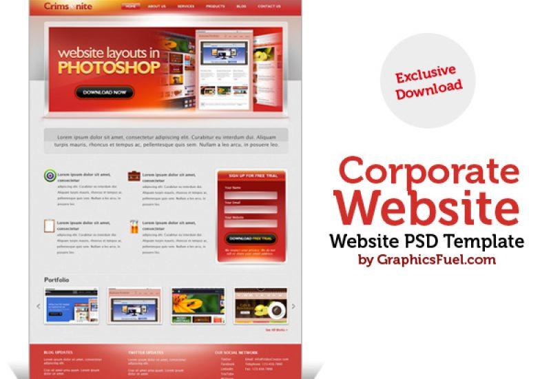 corporate-website