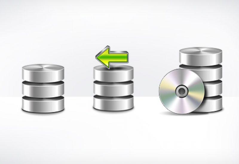 database-backup-icons