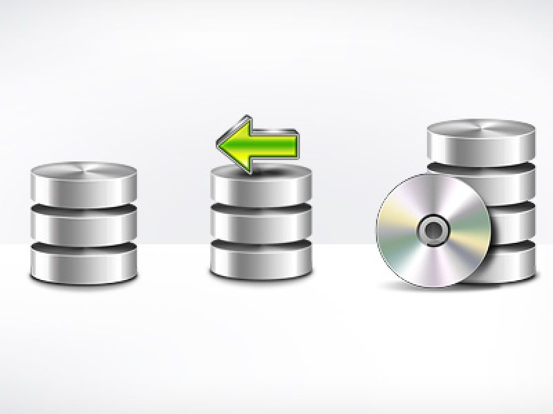 database-backup-icons
