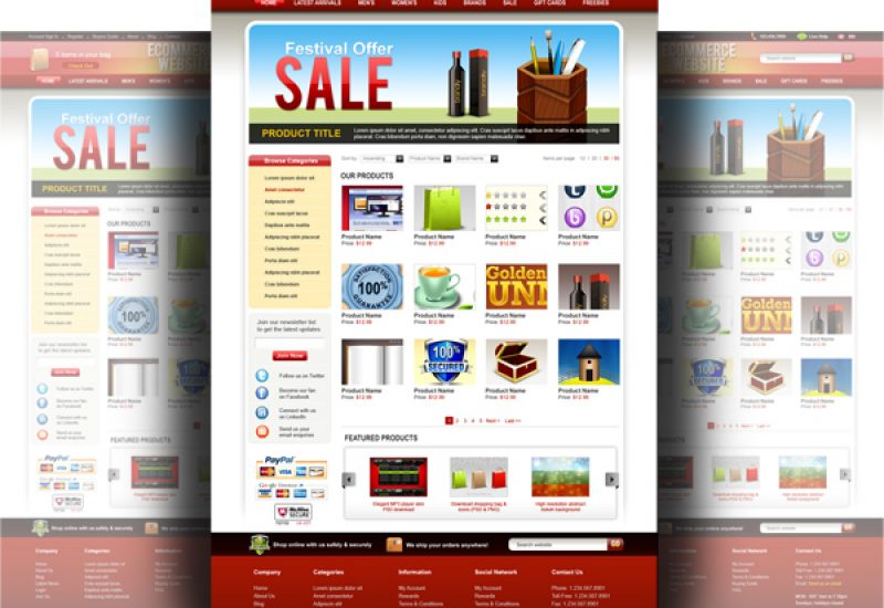 ecommerce-psdtemplate-home