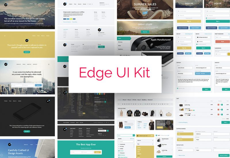 edge-web-ui-kit-featured