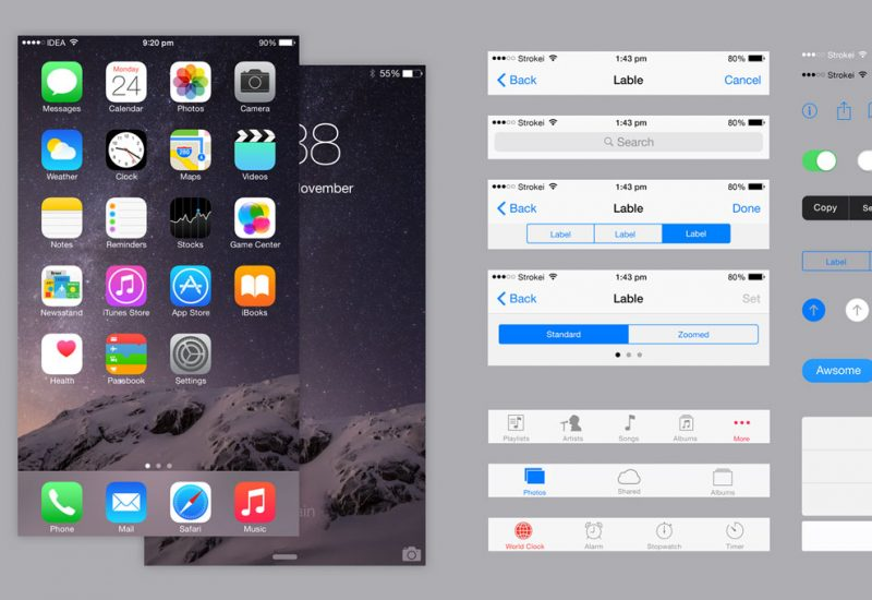 ios-iphone6plus-ui-kit-featured