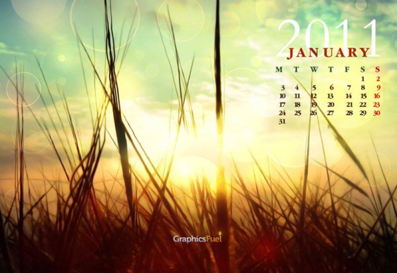 jan2011-calendar