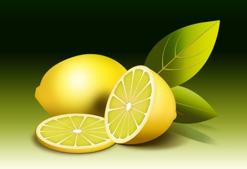 lemon-psd