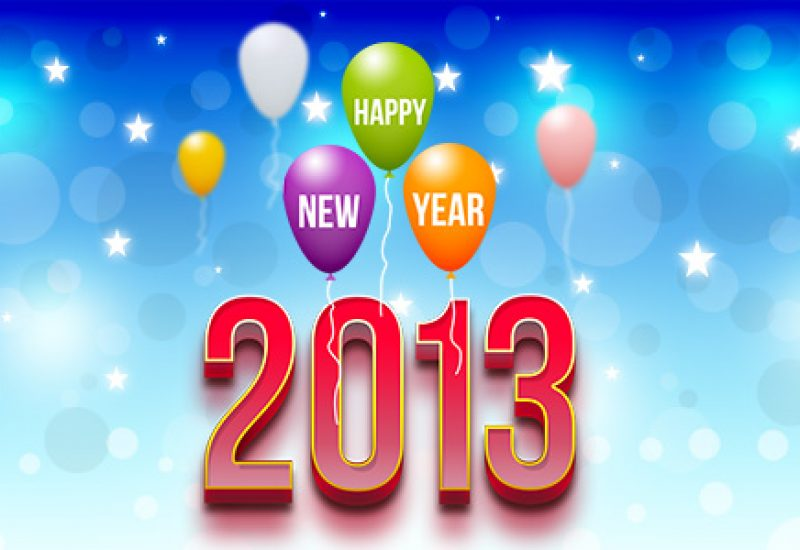 new-year-2013-psd