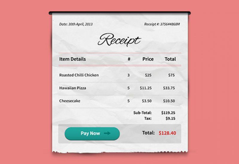 receipt-psd