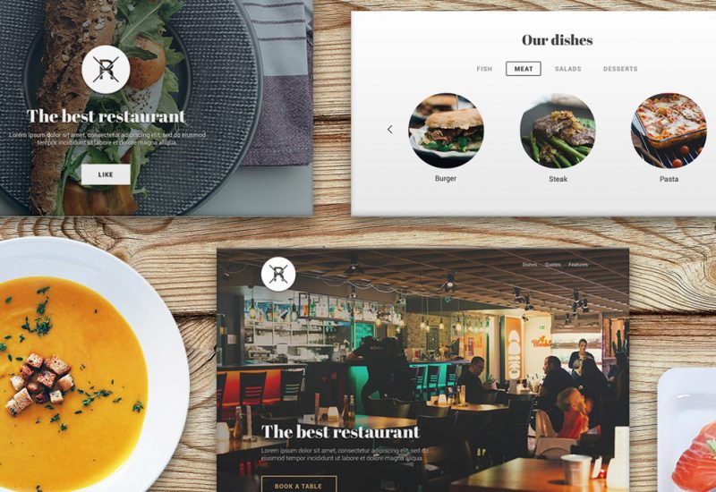 restaurant-website-ui-kit-psd