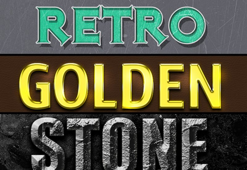 retro-gold-stone-ps-text-effect