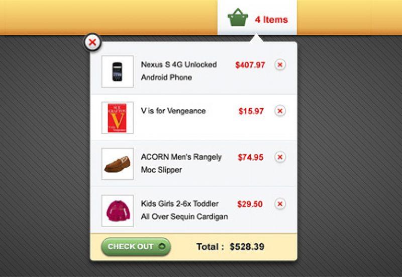 shopping-cart-popup