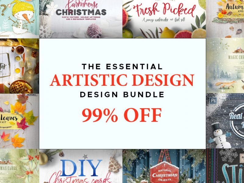 Essential Artistic Bundle