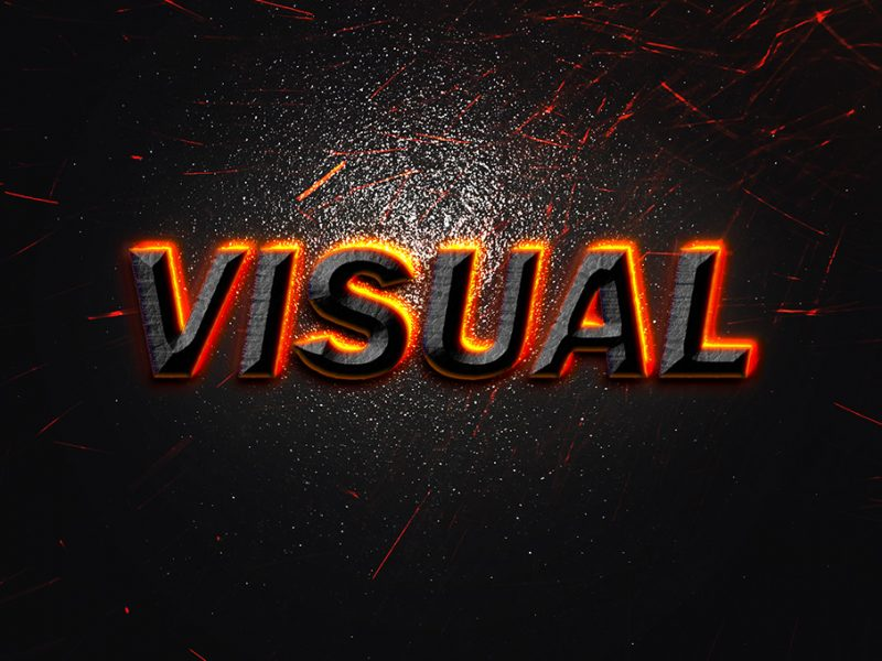 Free PSD Text Effect