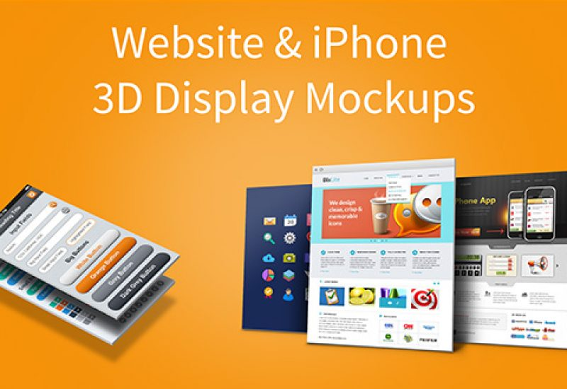 website-iphone-3D-display-mockups